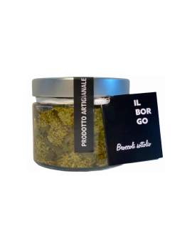 Broccolo sottolio Evo