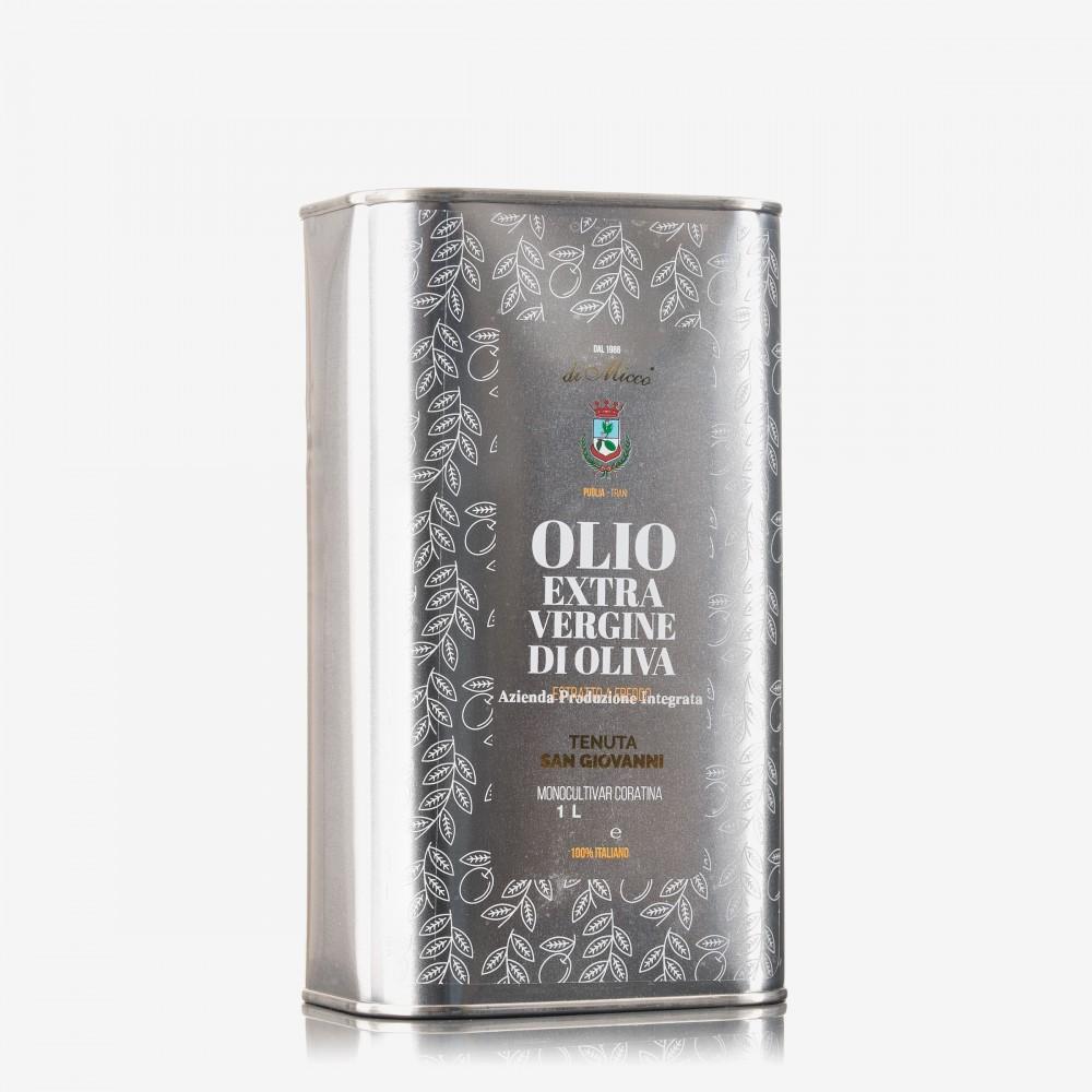Latta olio EVO 1 litro