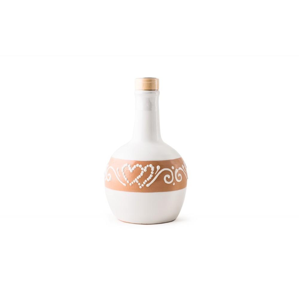 Orcetta in ceramica da 250 ml con Olio EVO