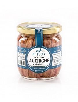 Filetti di Acciughe in olio d'oliva 425 g