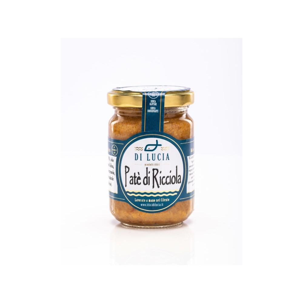 Paté di Ricciola in olio di oliva