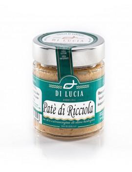 Paté di Ricciola in olio extra vergine di oliva biologico
