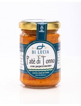 Paté di Tonno con peperoncino in olio di oliva