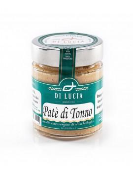 Paté di Tonno in olio extra vergine di oliva biologico