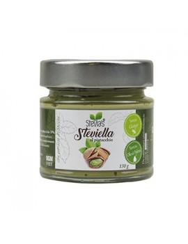 Steviella con pistacchio dolcifiata con Stevia