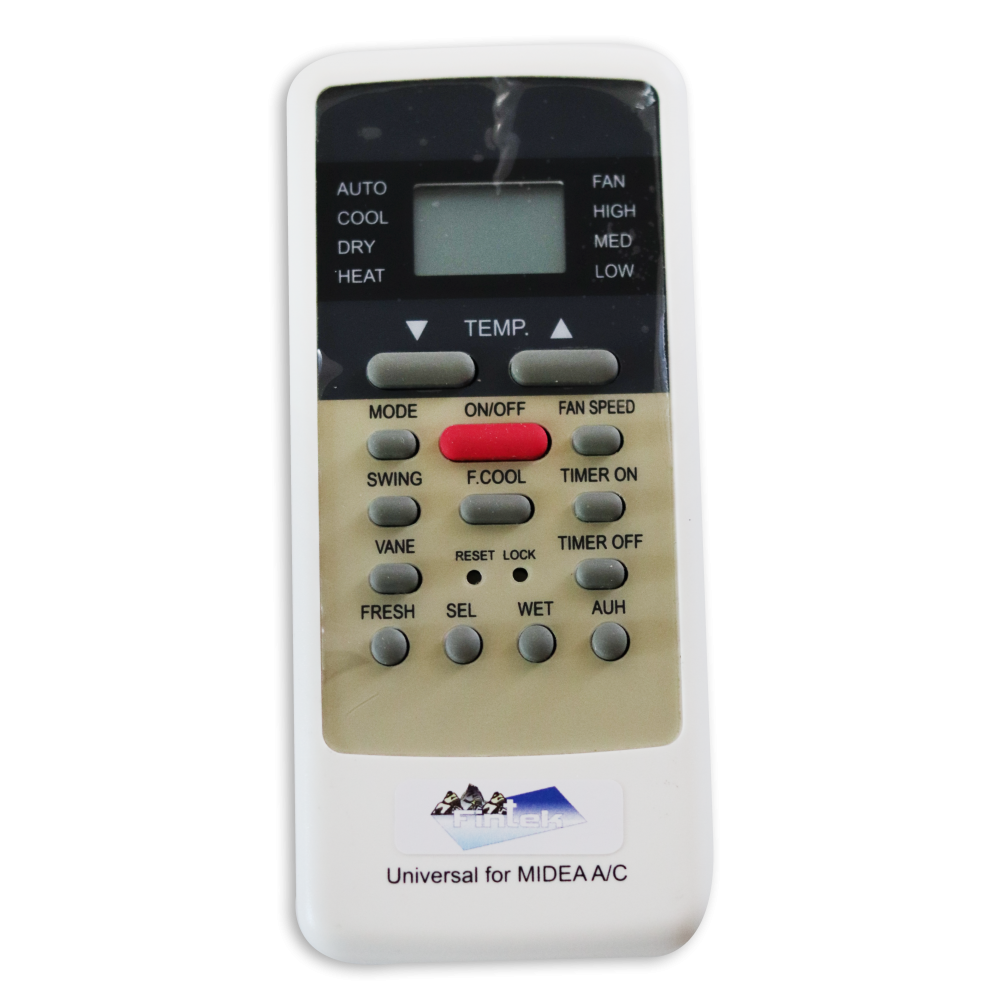 Telecomando Universale Condizionatore MIDEA - Ciaoone