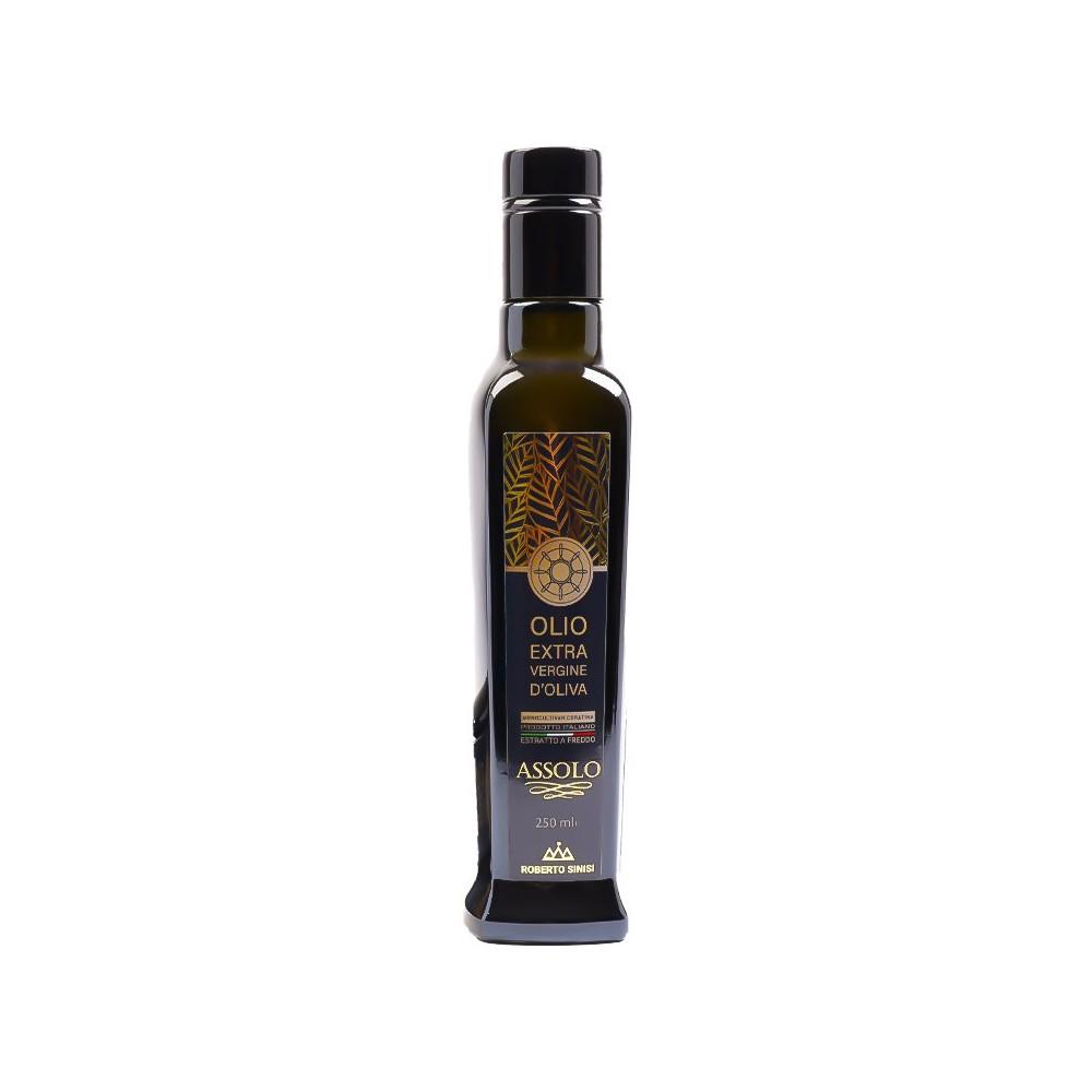 Olio extravergine di oliva Assolo Gold 250 Ml