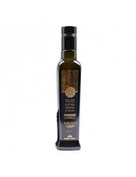 Olio extravergine di oliva Assolo Gold 500 Ml