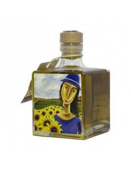 Olio d'artista aromatico al limone