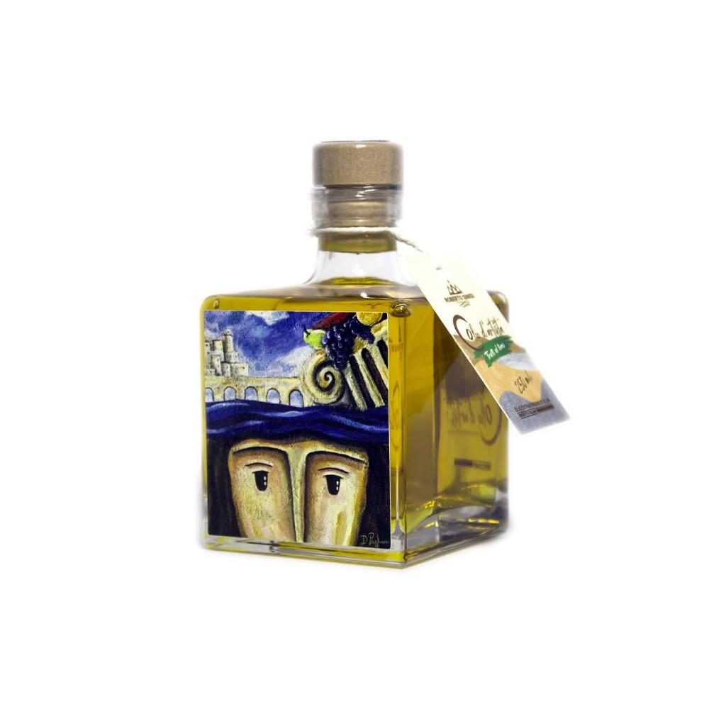 Olio d'artista aromatico al timo