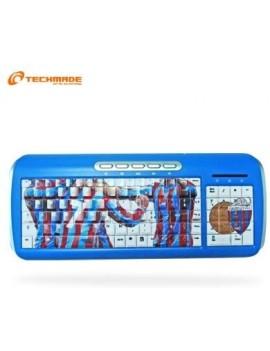 TASTIERA USB MINI TECHMADE VKL930-CAT CATANIA