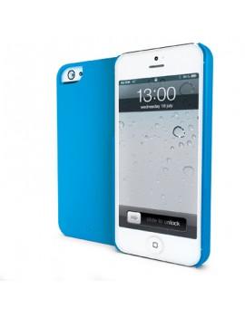 CUSTODIA PER APPLE IPHONE 5 MUVIT MUBKC0592 BLUE