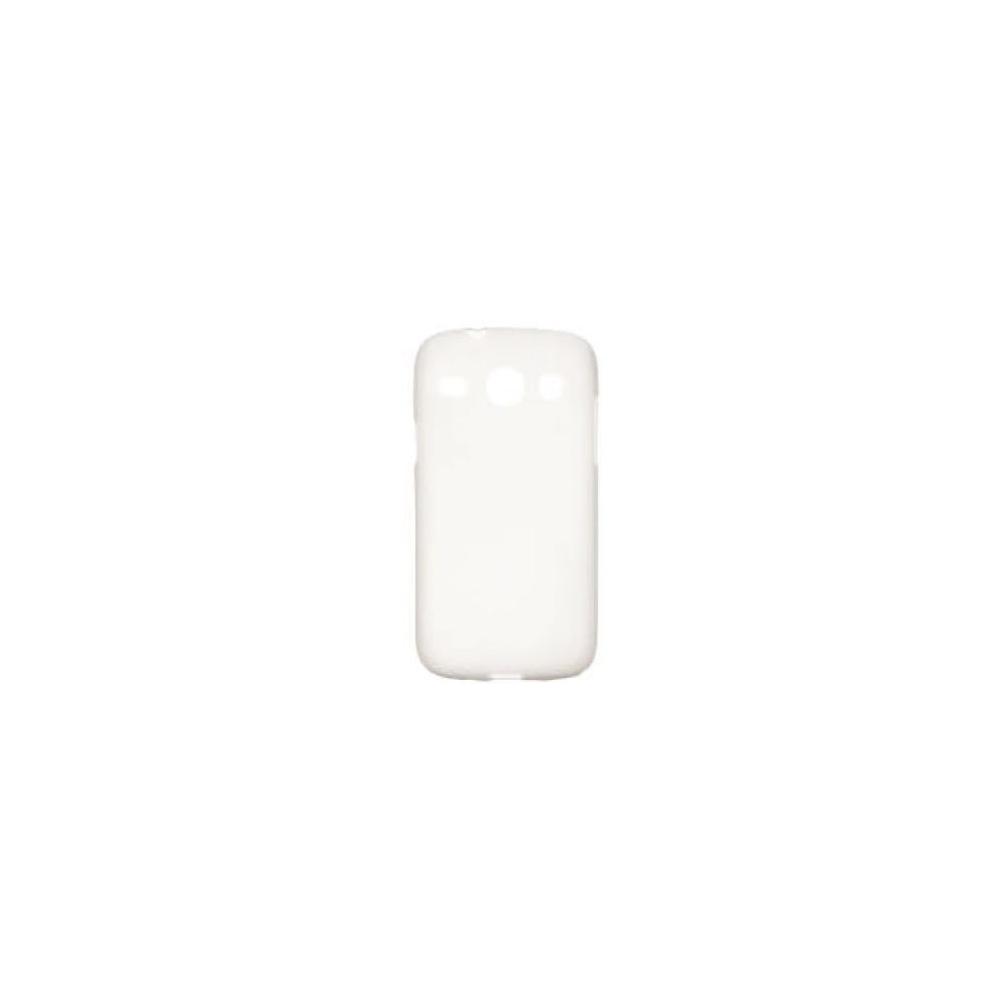 CUSTODIA PER SAMSUNG GALAXY CORE I8260 PATRICK SHELL-I8260TR CLEAR