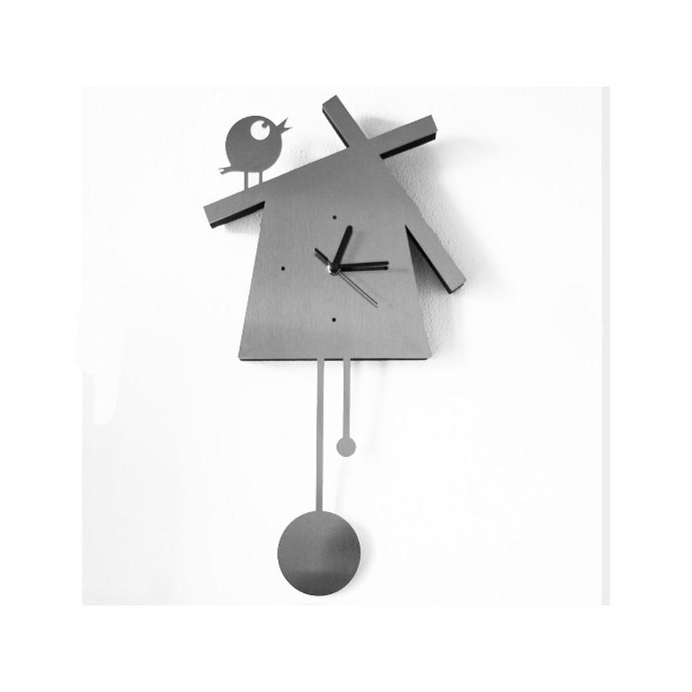 Can't wait Orologio analogico da parete - Ciaoone