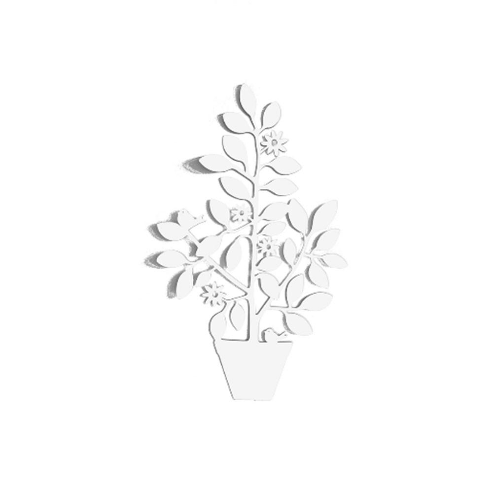 Steel Tree Small Decorazione - Ciaoone