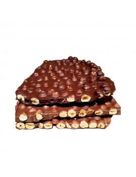 Cioccolato con Nocciole a taglio - Ciaoone