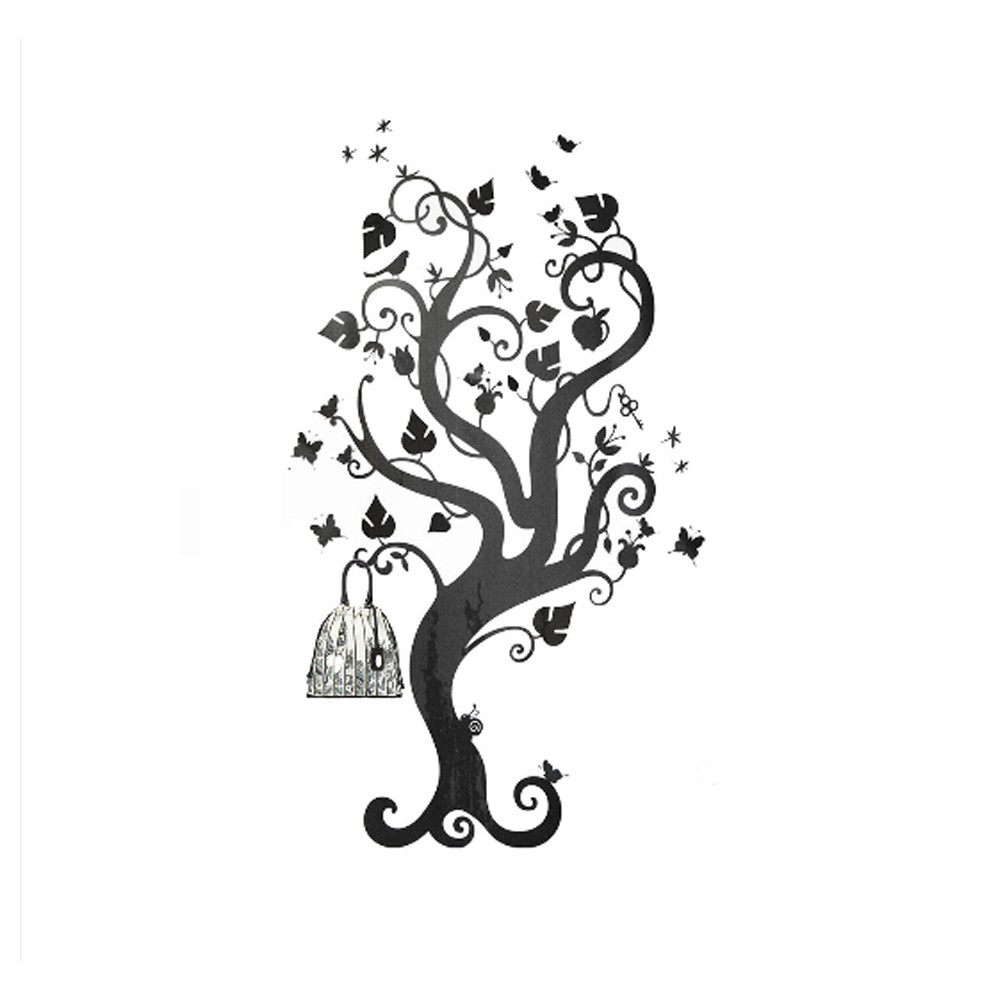 Heaven Tree Small supporto per appendere abiti - Ciaoone