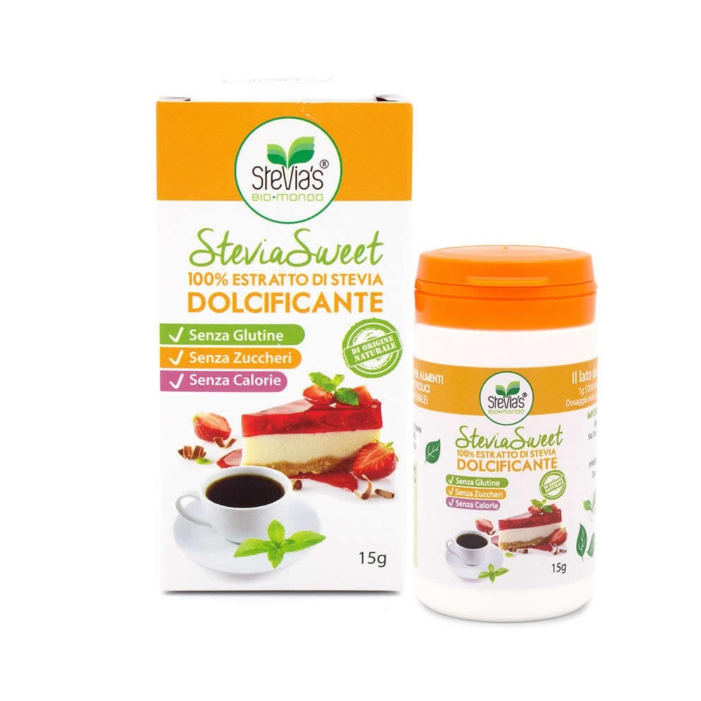 Dolcificante Stevia Sweet - Ciaoone