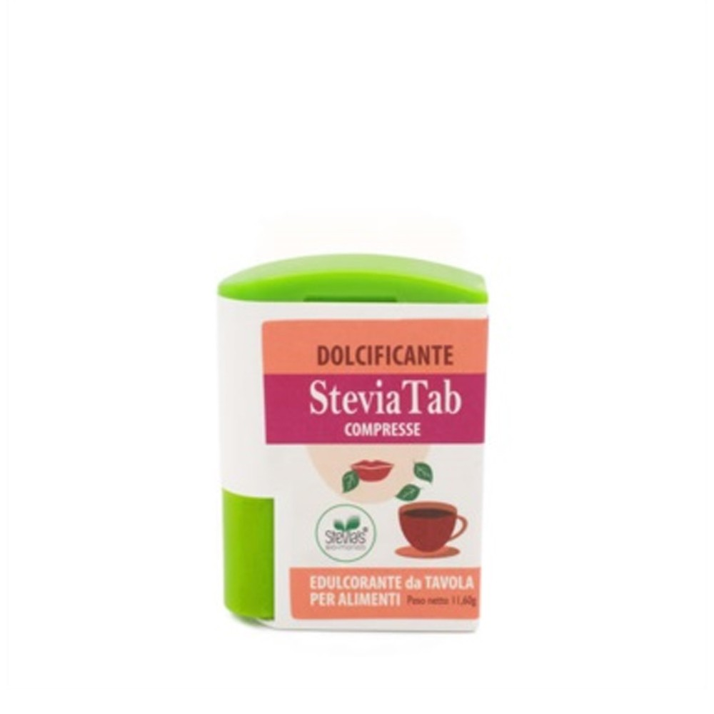 Dolcificante Stevia Tab 200 compresse - Ciaoone
