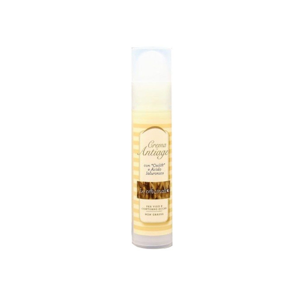 Crema viso Antiage flacone Airless - Ciaoone