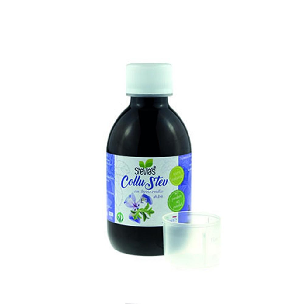 Colluttorio con Stevia e Iris - Ciaoone