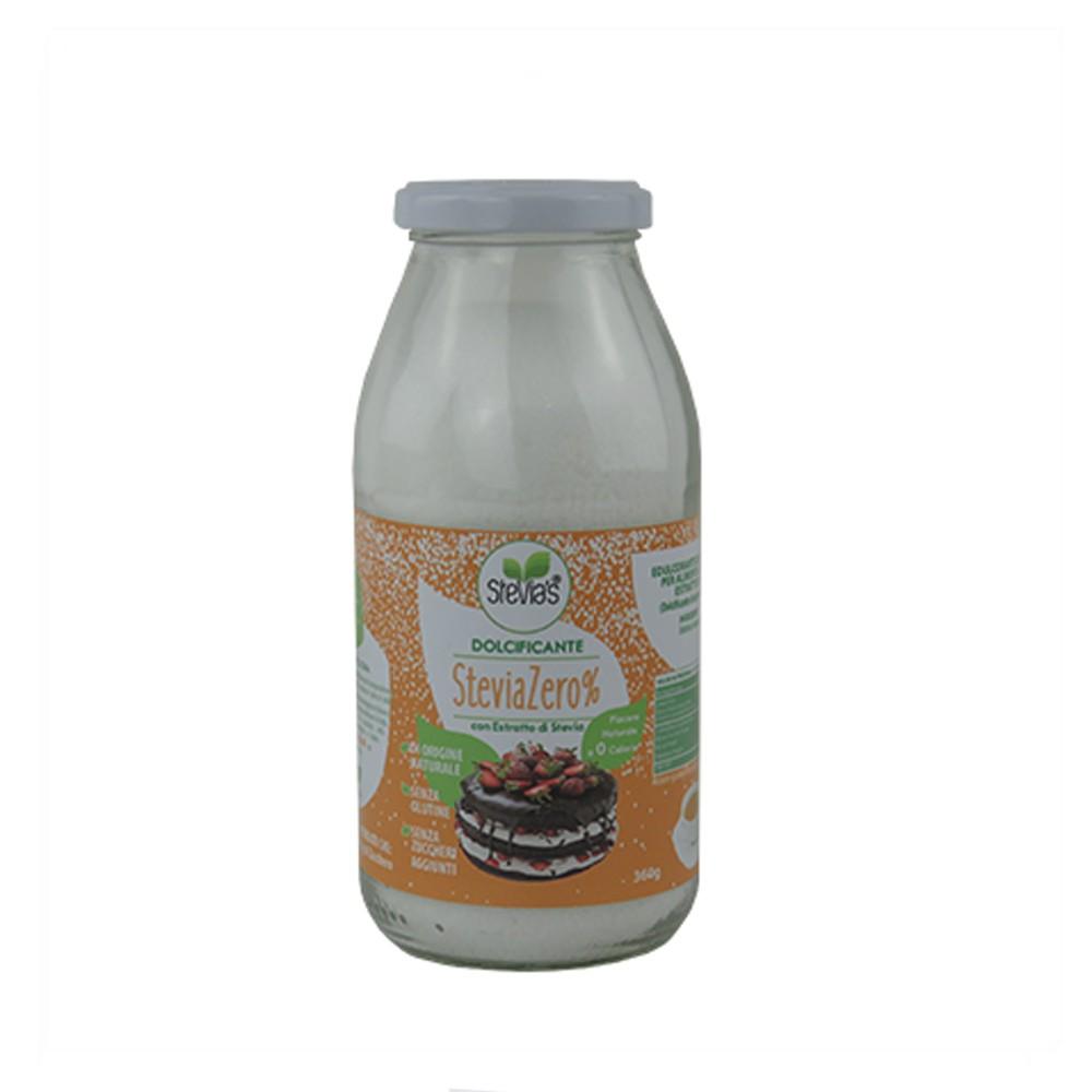 Dolcificante Eritritolo con estratto di Stevia - Ciaoone