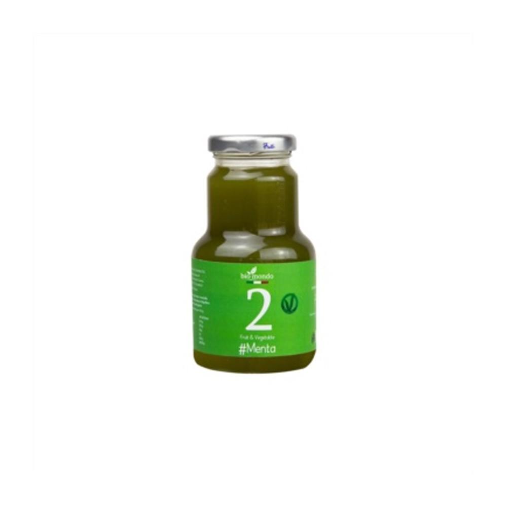 Succo vegetale alla menta analcolico senza glutine - Ciaoone