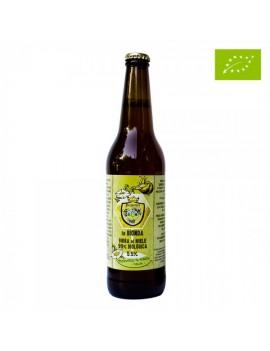 LA BIONDA – Birra bionda artigianale biologica al Miele Millefiori