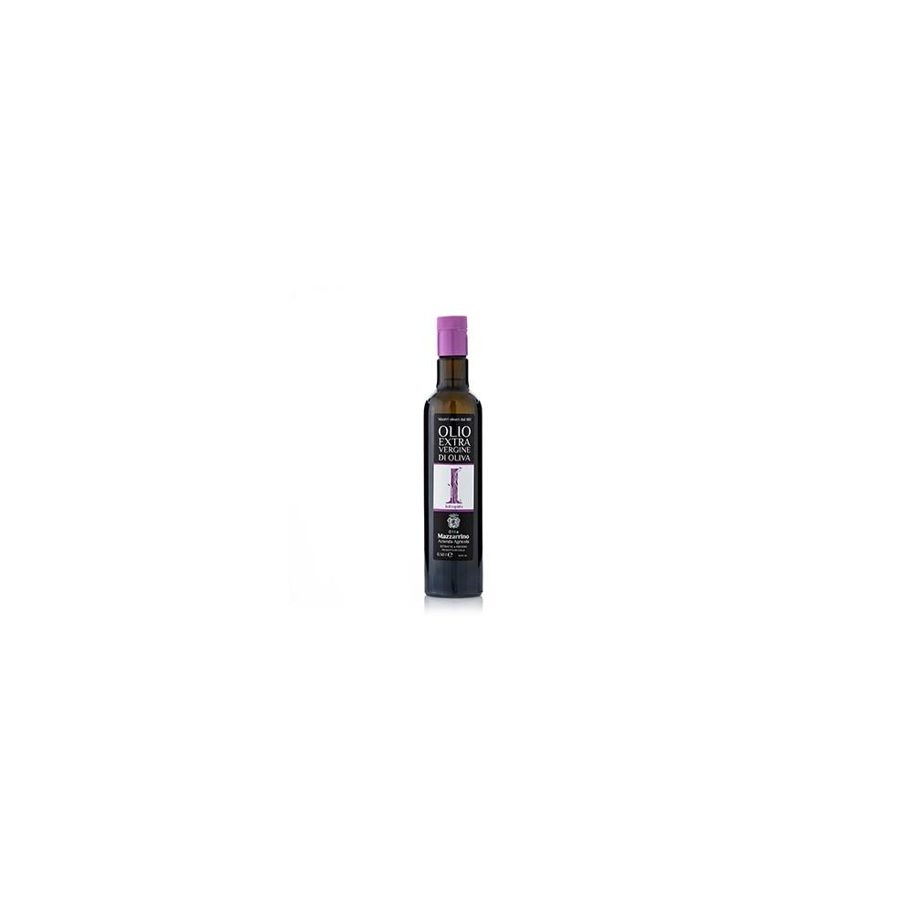 Olio extravergine di oliva INTREPIDO – 12 bottiglie da 250 ml Mazzierri olio