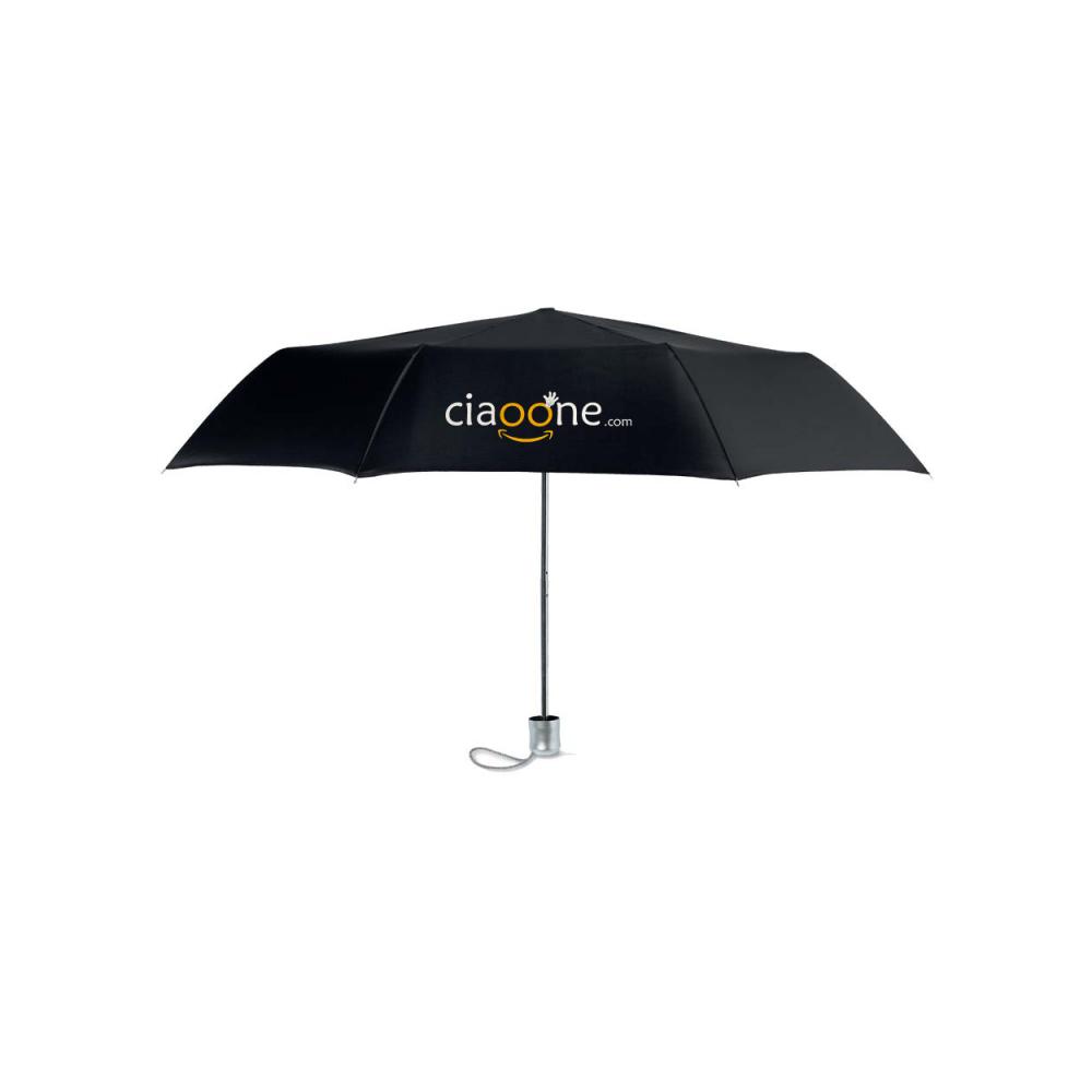 Ombrello con astuccio stampa su 2 lati Ciaoone