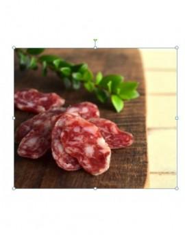 Salsiccia Cilentana stagionata con Mirto 250 g