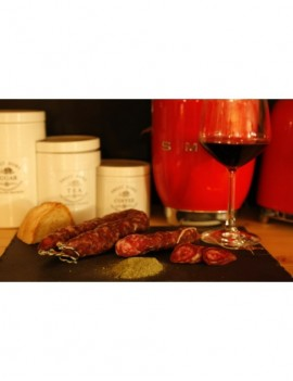 Salsiccia Cilentana stagionata piccante 250 g