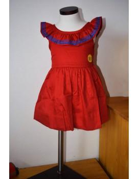 Vestito rosso schiena scoperta