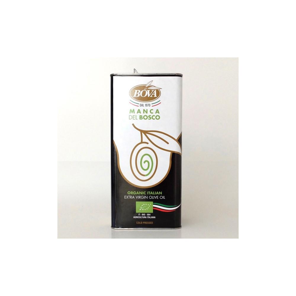 Olio di oliva Biologico lattina da 5 litri