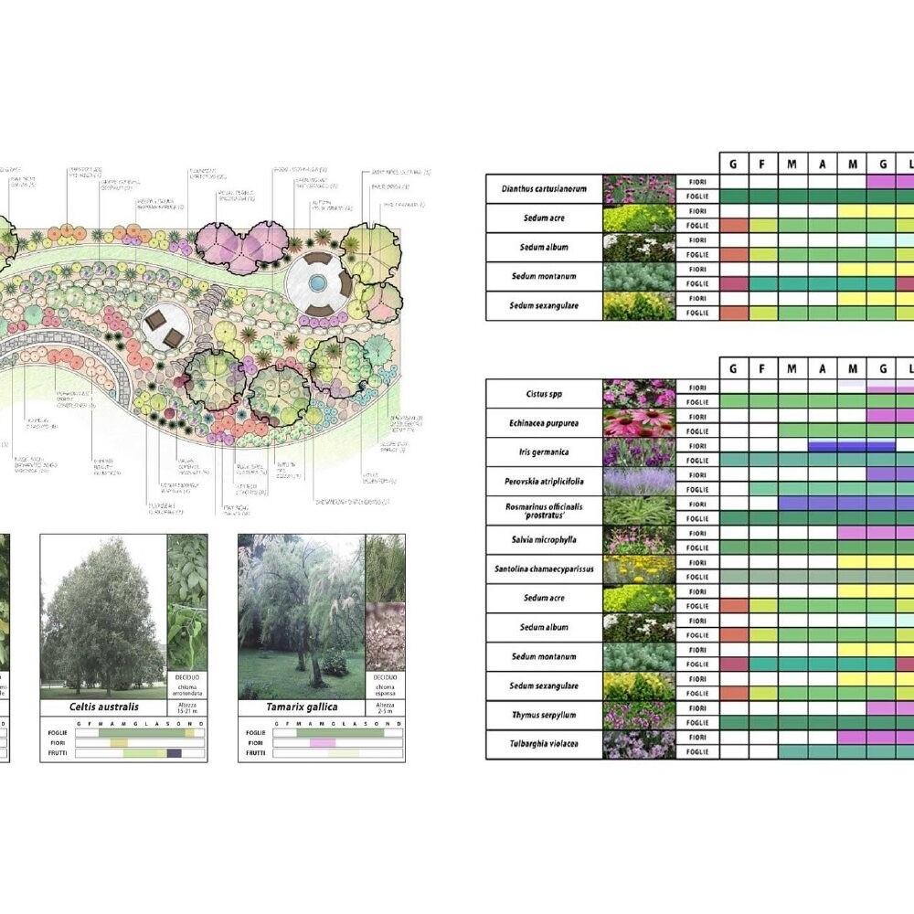 Corso La progettazione del Verde