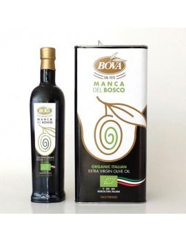 Olio di oliva extravergine Biologico lattina da 5 litri Nuova produzione