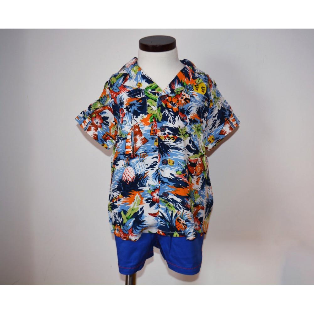 Camicia Hawaiana
