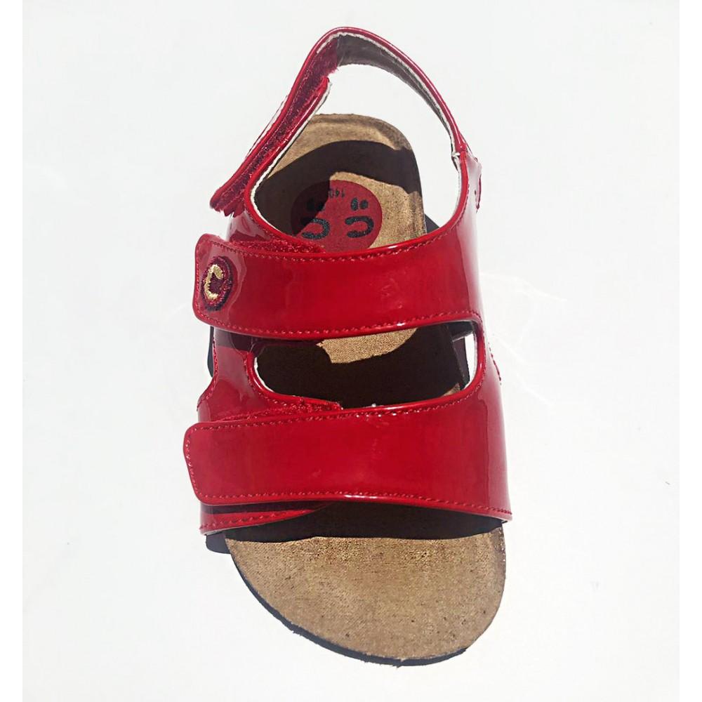 Sandali vernice
