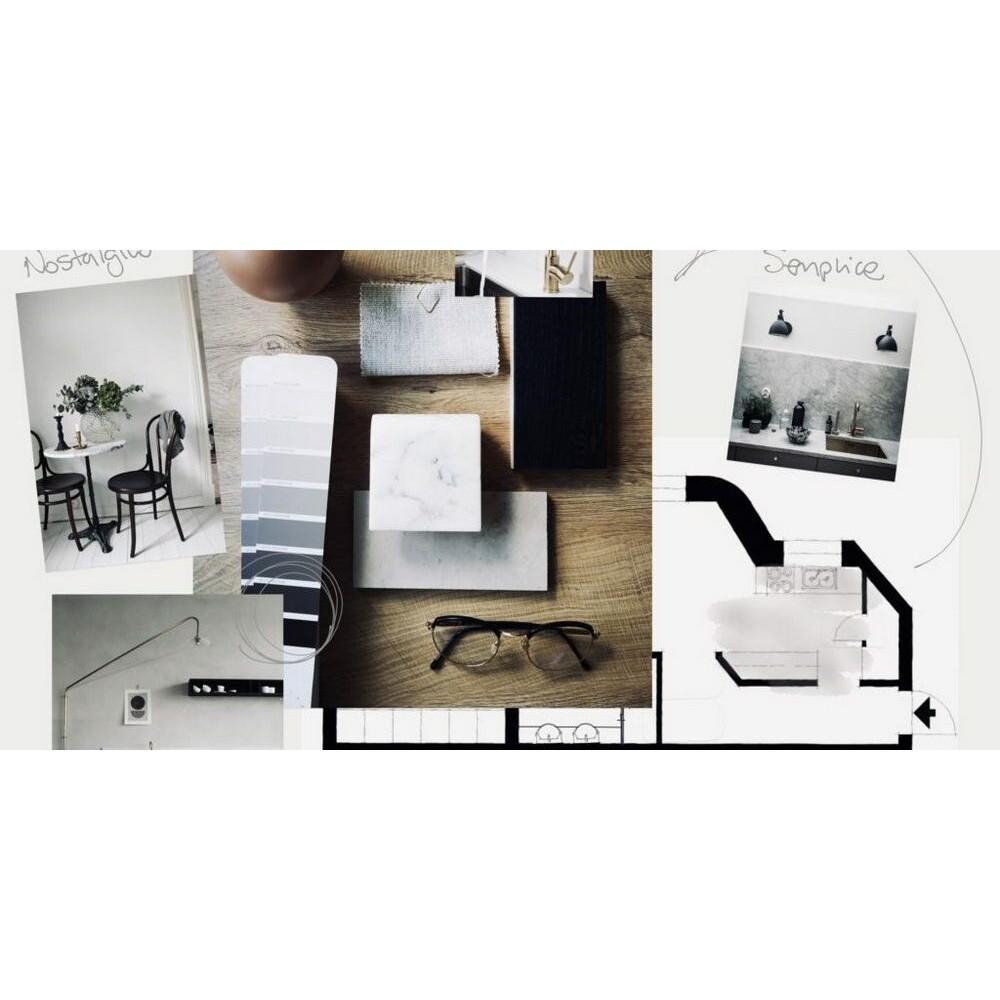 Corso di Colori, Materiali e Finiture per l'interior design