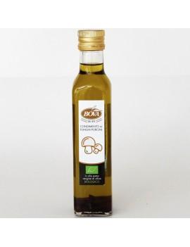 Condimento ai funghi porcini in Olio Bio da 250 ml