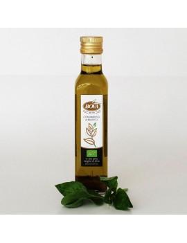 Condimento al basilico in Olio Bio da 250 ml