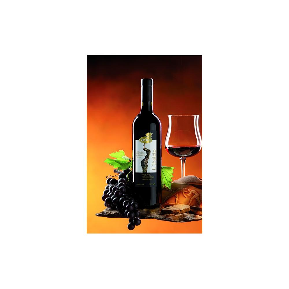 Vino IGT Il Trancio in Bottiglia